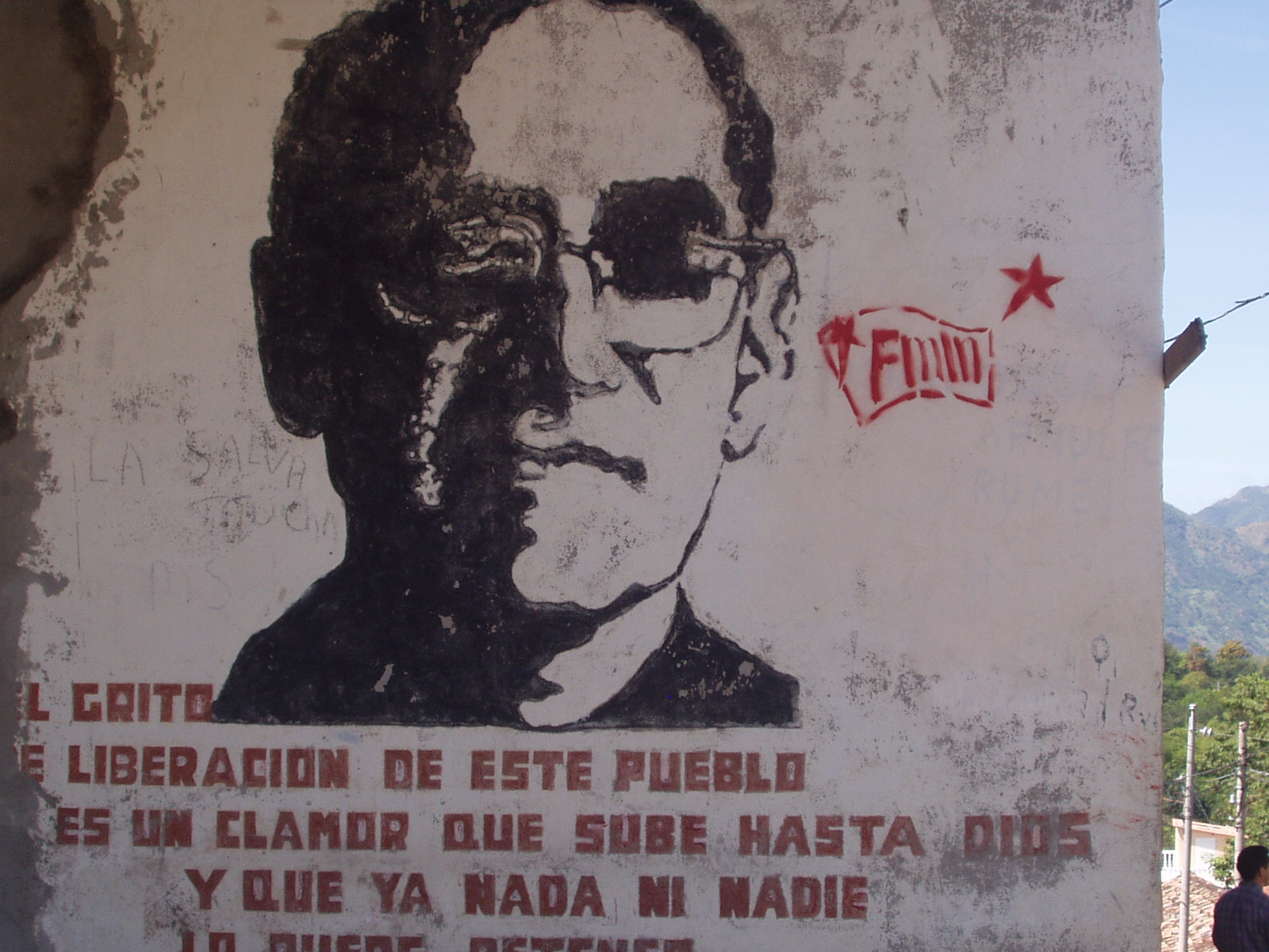 Monsignor Oscar Romero in addition Mons Paglia Sbloccata La Beatificazione Di Romero moreover 50 also Romero Scholars Say His Role As Crusader For Poor Was Slow Evolution as well Cyprian Of Carthage. on bishop oscar romero prayer