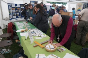 Bishop Stephen Cottrell of Chelmsford writes his own personal message of hope